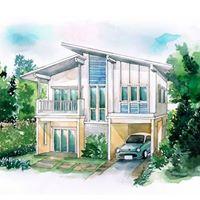 รับออกแบบบ้าน/สร้างบ้านทุกสไตล์/ตกแต่งภายใน/รีโนเวทครบวงจร by Growth Center