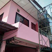 รับเหมาก่อสร้าง งานโครงสร้าง ต่อเติม Renovate ฝ้า/ผนังเบา กระจก/อลูมิเนียม
